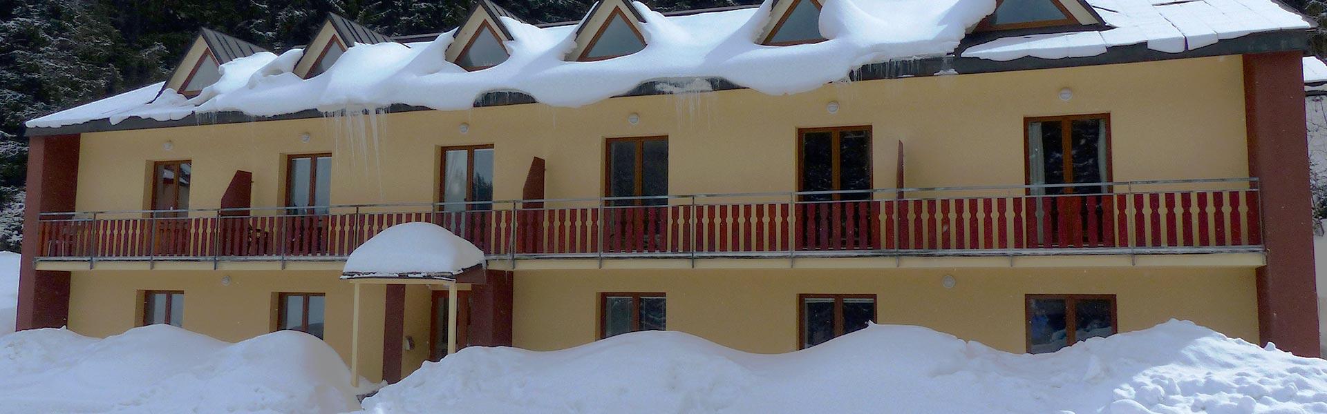 Apartmán Poustevník Ped pod Sněžkou